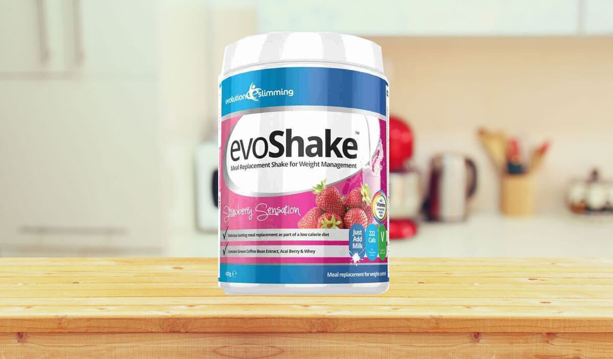 evoshake photo
