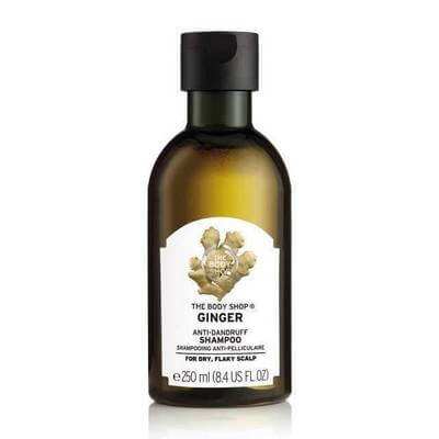 Shampooing Antipelliculaire Gingembre