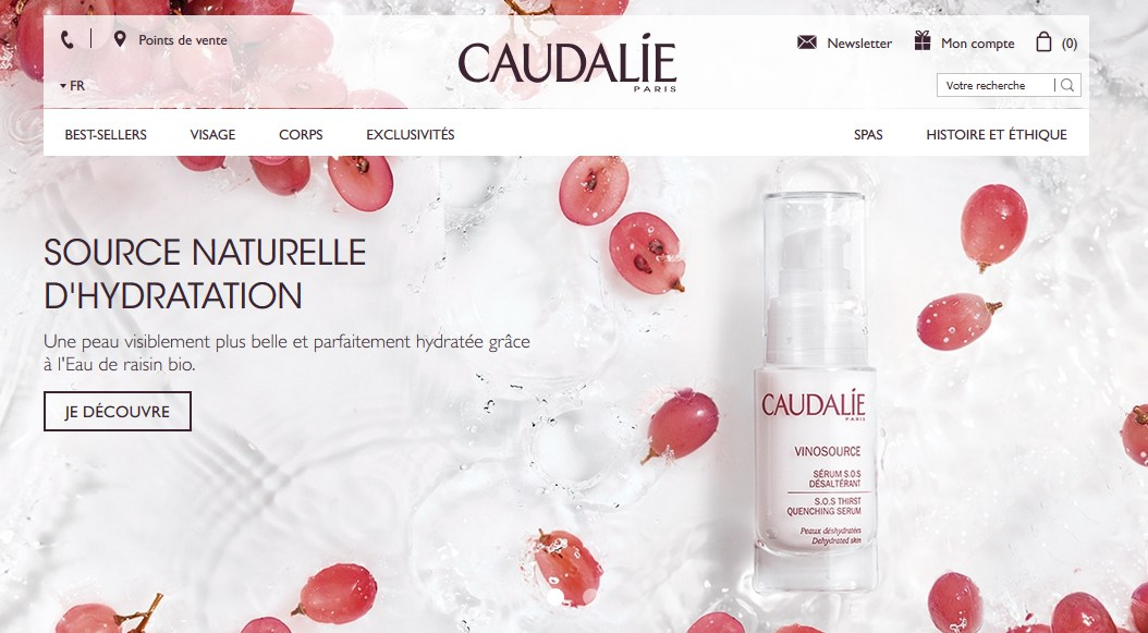 caudalie site officiel