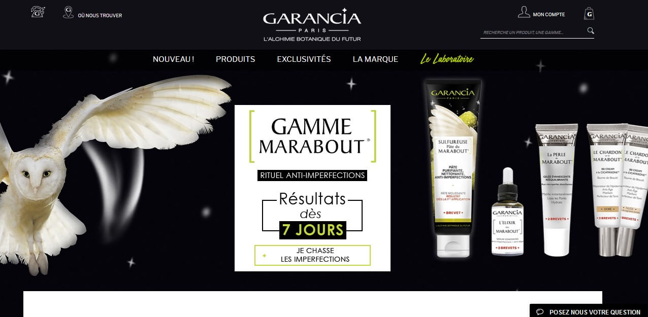 garancia site officiel