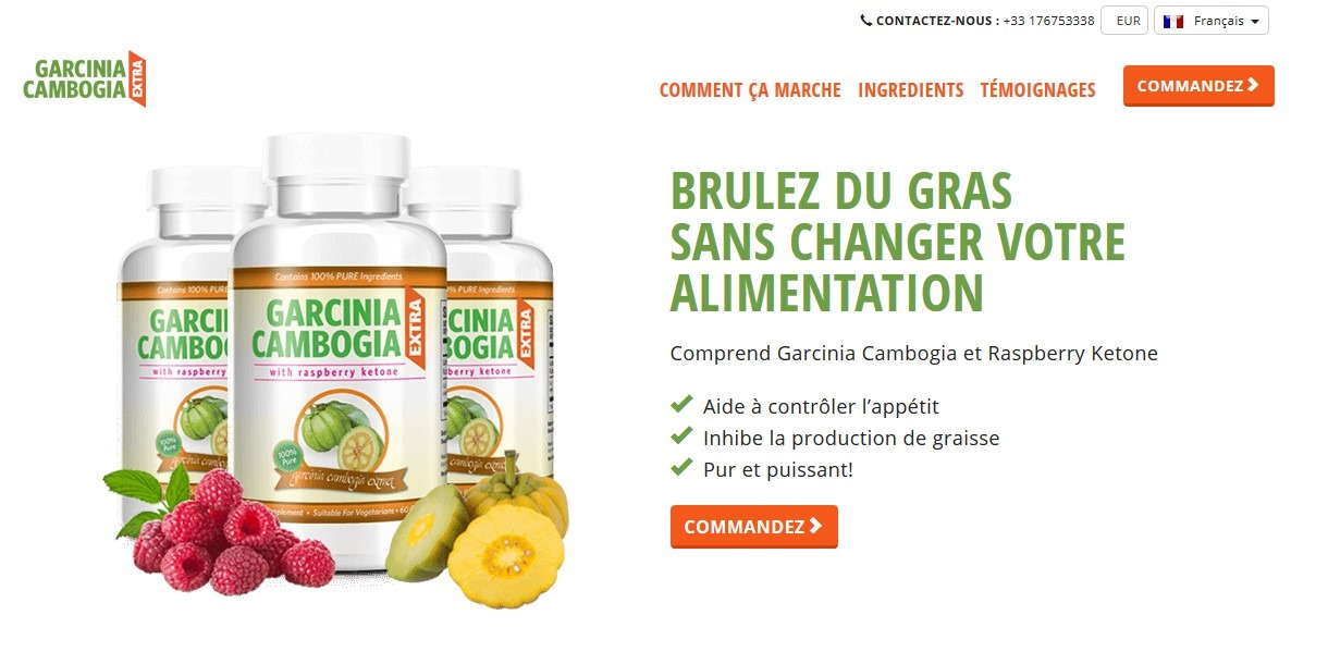 garcinia site officiel